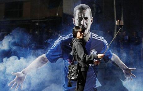 Chi con 9 nguoi, Arsenal nhan that bai tren san Chelsea - Anh 10
