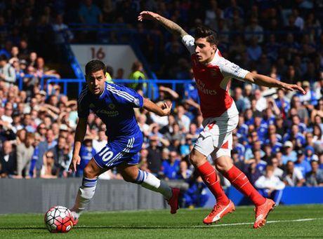 Chi con 9 nguoi, Arsenal nhan that bai tren san Chelsea - Anh 3