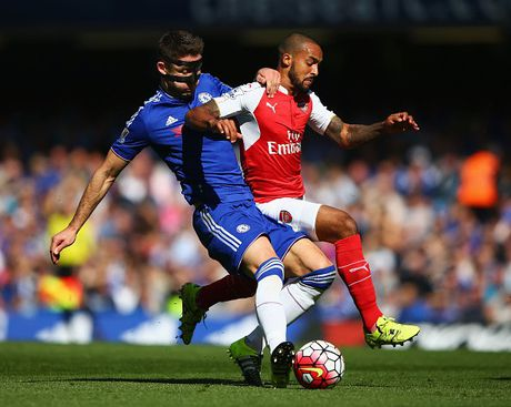 Truc tiep Chelsea vs Arsenal: Arsenal bi duoi 2 nguoi, thua am uc derby London - Anh 4
