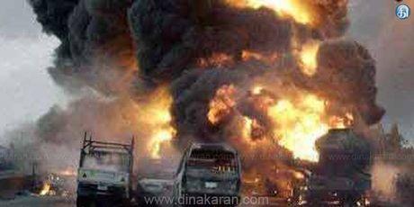 No xe cho dau o Nam Sudan: Con so thuong vong len toi 226 - Anh 1