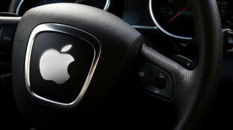 Apple gap cuc dang kiem California de xin cap phep thu nghiem xe tu lai? - Anh 1