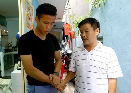 Que Ngoc Hai co nguy co vang mat tran gap Iraq va Thai Lan - Anh 1