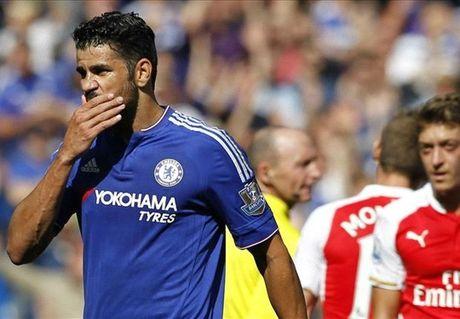 HLV Wenger: Costa dang bi duoi 2 lan - Anh 1