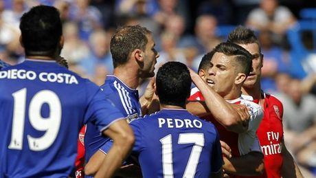 HLV Wenger: Costa dang bi duoi 2 lan - Anh 2