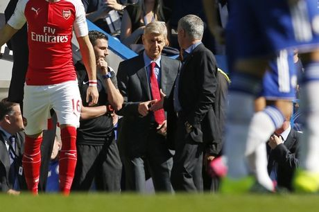 HLV Wenger: Costa dang bi duoi 2 lan - Anh 4