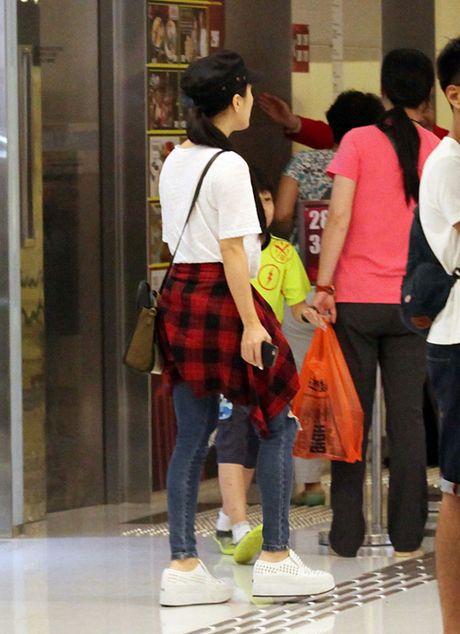 Nhan sac sao phim cap 3 Hong Kong thay nguoi yeu nhu thay ao - Anh 7