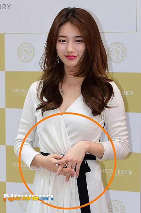 Nghi van Suzy da nhan loi cau hon cua Lee Min Ho - Anh 1