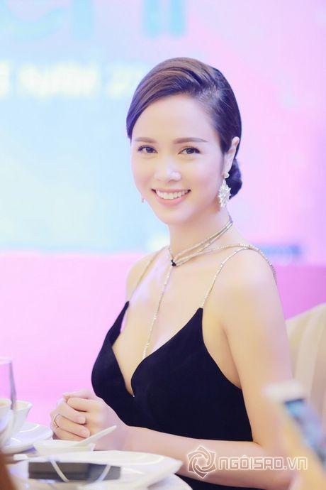 Me dam truoc ve dep goi cam cua Vu Ngoc Anh - Anh 8