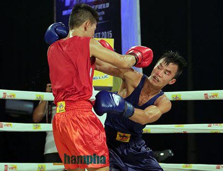 """Giai boxing Viet: Luu Thi Duyen """"chua danh da thang"""" - Anh 2"""