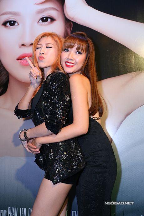 Trang Phap che mat khi 'khoa moi' Bang Di - Anh 1