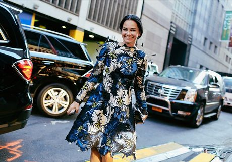 Fashionista cuc 'chat' o Tuan le thoi trang New York - Anh 11