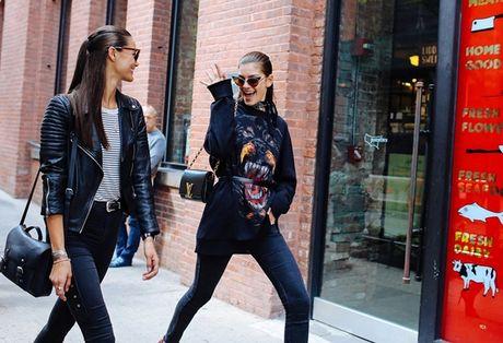 Fashionista cuc 'chat' o Tuan le thoi trang New York - Anh 13