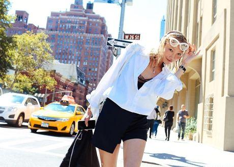 Fashionista cuc 'chat' o Tuan le thoi trang New York - Anh 15