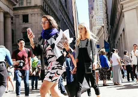 Fashionista cuc 'chat' o Tuan le thoi trang New York - Anh 2