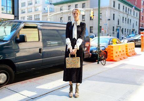 Fashionista cuc 'chat' o Tuan le thoi trang New York - Anh 4