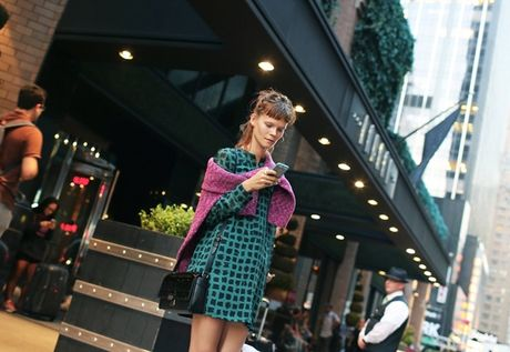 Fashionista cuc 'chat' o Tuan le thoi trang New York - Anh 5