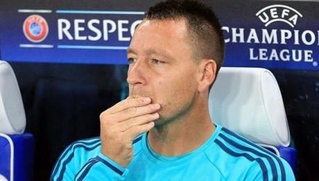 BAN TIN The thao sang: Mourinho tiep tuc 'di' Terry - Anh 1