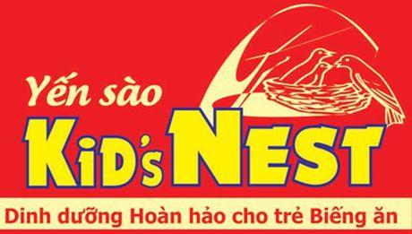 """Yen sao KID'sNEST cam ket """"Chua het bieng an & suy dinh duong - hoan 100% tien"""" - Anh 1"""