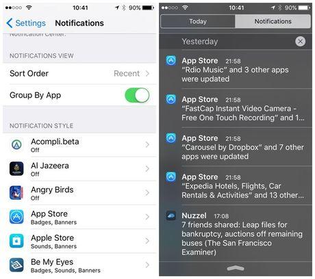 Nhung tinh nang an hay nhat cua iOS 9 - Anh 4