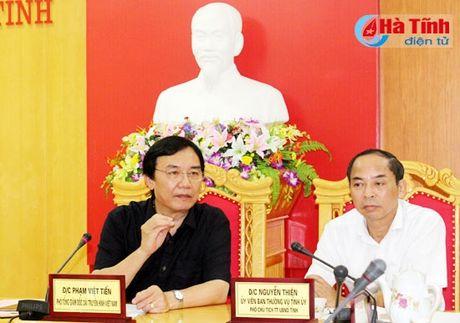 Phoi hop tuyen truyen sau dam ky niem 250 nam ngay sinh Nguyen Du tren song VTV - Anh 5