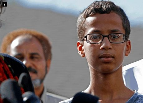Facebook, Google tranh gianh chieu mo Ahmed Mohamed - Anh 1