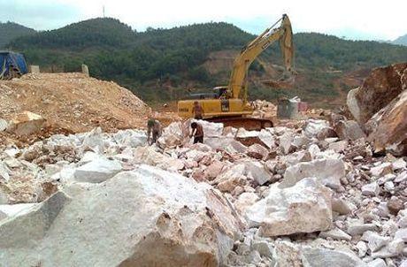 Ha Nam: Xi mang Hoang Long duoc phep khai thac 10,9 ha mo set Khe Non - Anh 1