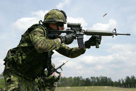 5 vu khi chien dau nguy hiem nhat cua NATO - Anh 5