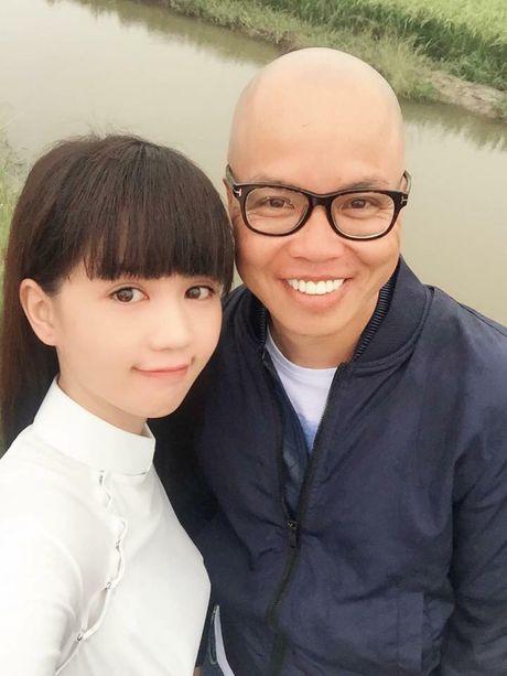 """Can canh nhan sac nhu thieu nu 15 cua """"gai que"""" Ngoc Trinh - Anh 11"""