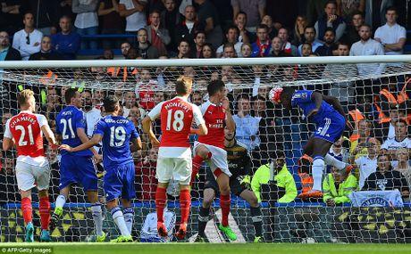 Chelsea - Arsenal: 2 the do va 2 ban thua nghiet nga - Anh 1