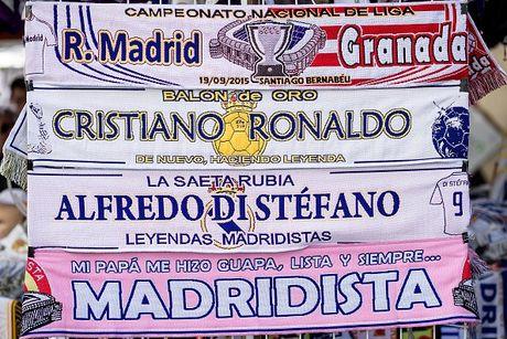 Real 1-0 Granada: Ronaldo chua the len ngoi so mot - Anh 10