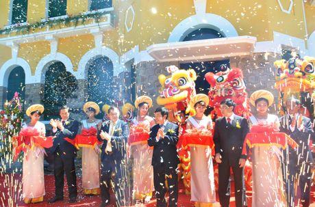 Lam Dong: Dinh I Da Lat chinh thuc dua vao phuc vu du lich - Anh 1