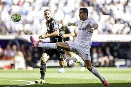 Highlights: Real Madrid 1-0 Granada - Anh 1