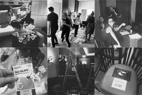 Lady Gaga bat khoc tai show cua Brandon Maxwell - Anh 10