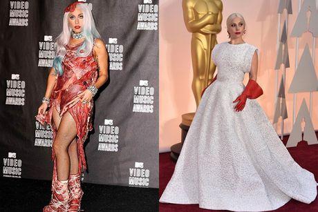 Lady Gaga bat khoc tai show cua Brandon Maxwell - Anh 2