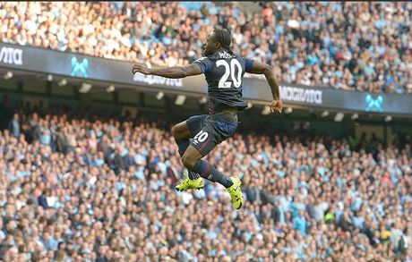 TRUC TIEP Man City 0-1 West Ham: Victor Moses mo ti so (Hiep 1) - Anh 1