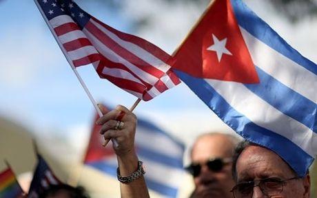My-Cuba dat buoc tien moi trong tien trinh binh thuong hoa quan he - Anh 1