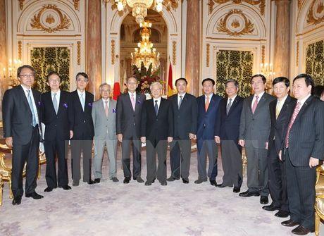 Hinh anh: Nhin lai chuyen tham chinh thuc Nhat Ban cua Tong Bi thu - Anh 10
