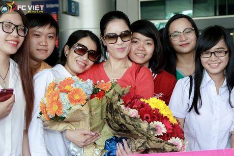 Thu Phuong tuoi cuoi giua tin don bi tay chay o hai ngoai - Anh 3