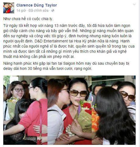 Thu Phuong tuoi cuoi giua tin don bi tay chay o hai ngoai - Anh 4