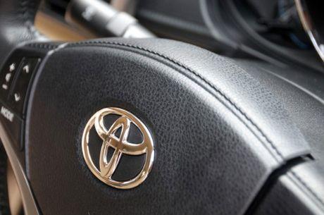 Toyota trieu hoi VIOS de khac phuc loi tui khi ke tu hom nay - Anh 1