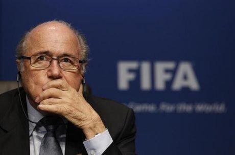 Tuyen bo minh vo toi, Chu tich FIFA van xin loi den... 8 lan - Anh 1