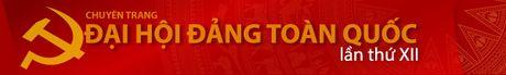 Dai hoi Dang XII: Thuc hien dong bo giai phap phong, chong tham nhung - Anh 2