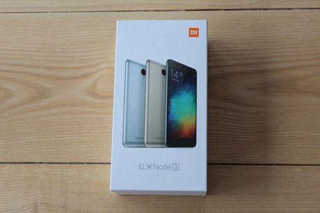 Dap hop Xiaomi Redmi Note 3 - Anh 1
