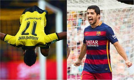 Cuoc dua giay vang chau Au: Messi bien mat, Ronaldo dung cuoi - Anh 3