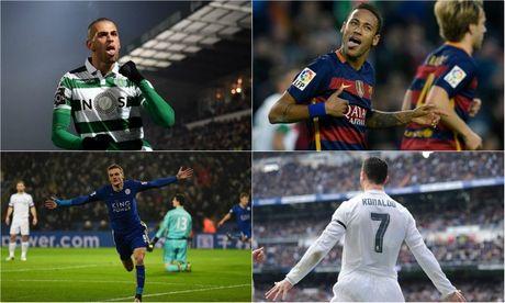 Cuoc dua giay vang chau Au: Messi bien mat, Ronaldo dung cuoi - Anh 7