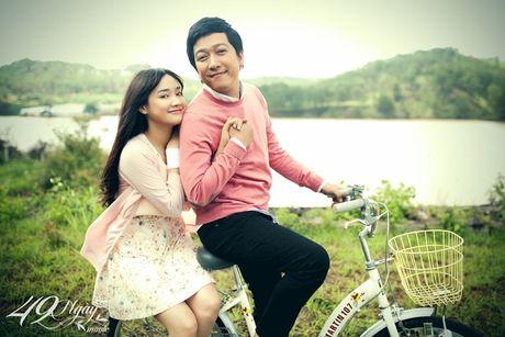 Bo me lo lang khi Nha Phuong hen ho Truong Giang - Anh 1