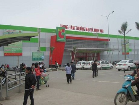 Big C Vinh Phuc ban hang het date, map mo nguon goc xuat xu - Anh 1