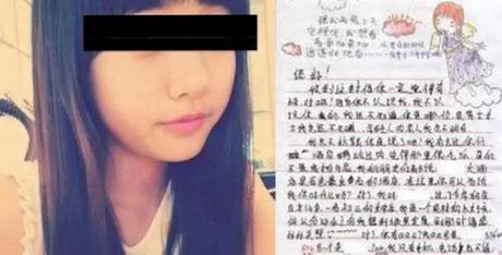 Cu dan mang 'day song' vi buc 'tam thu' be gai 13 tuoi gui me - Anh 1