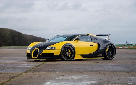 "Bugatti Veyron ""sieu manh, sieu doc"" cua dai gia A Rap - Anh 10"