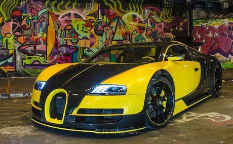 "Bugatti Veyron ""sieu manh, sieu doc"" cua dai gia A Rap - Anh 3"